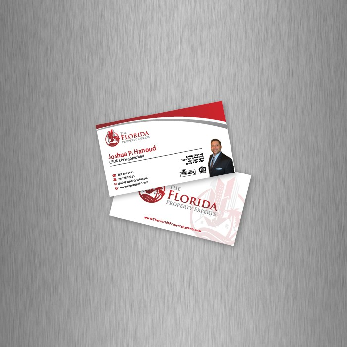 FCV: Business Cards for Charity